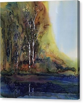 Reflections Canvas Print by Carolyn Doe