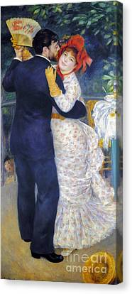 Renoir: Dancing, 1883 Canvas Print by Granger
