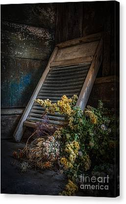 Retired Canvas Print by Scott Thorp