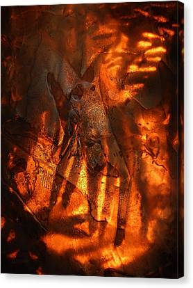 Revelation Canvas Print by Sami Tiainen