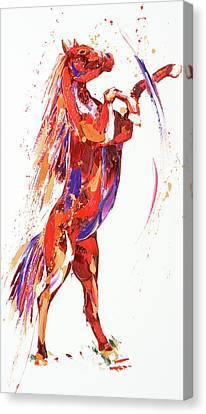 Reverie Canvas Print by Penny Warden