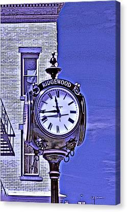 Ridgewood Time Canvas Print by Dimitri Meimaris
