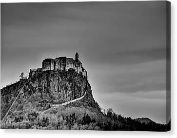 Riegersburg Castle Canvas Print by Ivan Slosar