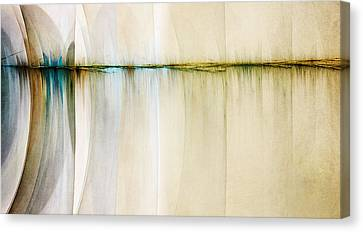 Rift In Time Canvas Print by Scott Norris
