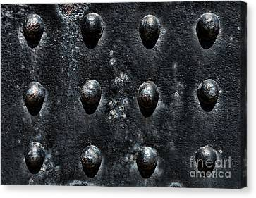 Riveting Canvas Print by Olivier Le Queinec