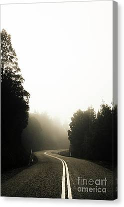 Roads Of Twists And Turns Canvas Print by Jorgo Photography - Wall Art Gallery