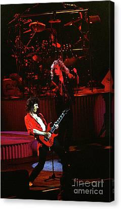 Robert Plant-88-3217 Canvas Print by Gary Gingrich Galleries