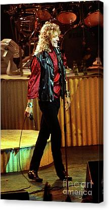 Robert Plant-88-3222 Canvas Print by Gary Gingrich Galleries