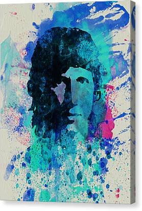 Roger Waters Canvas Print by Naxart Studio