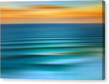 Rolling In Canvas Print by Az Jackson
