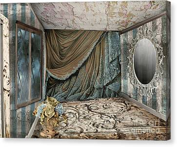 Room Of Dreaming Canvas Print by Mindy Sommers