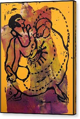 Ropedancer  Canvas Print by Adam Kissel