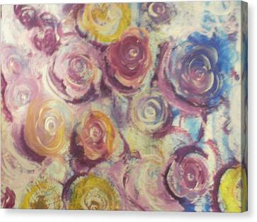 Rosie Canvas Print by Jennifer Henson
