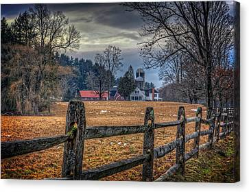 Rural America Canvas Print by Everet Regal