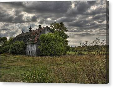 Rural Clayton Canvas Print by Lori Deiter