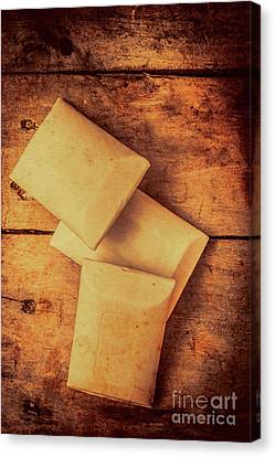 Rustic Country Soap Bars Canvas Print by Jorgo Photography - Wall Art Gallery