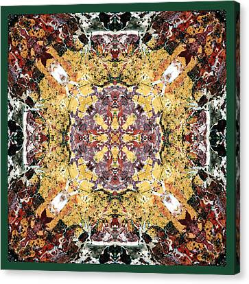 Sacred Space Canvas Print by Bell And Todd