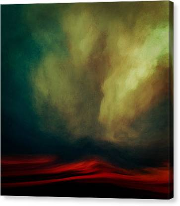 Sahara Winds Canvas Print by Lonnie Christopher