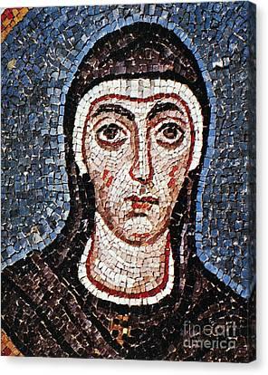 Saint Felicity (d. 203) Canvas Print by Granger