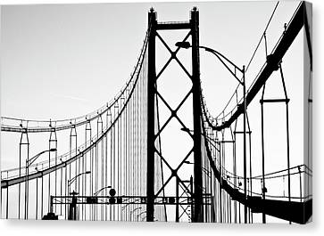 San Francisco Canvas Print by Znz