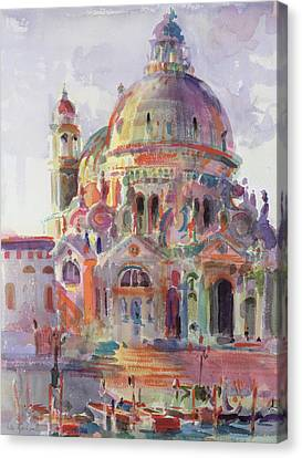 Sanctuary Canvas Print by Peter Graham