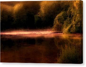Sanctuary Canvas Print by Tom Mc Nemar