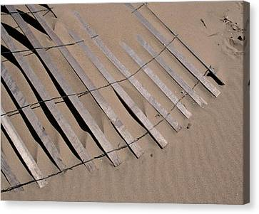 Sand Drift Canvas Print by Odd Jeppesen