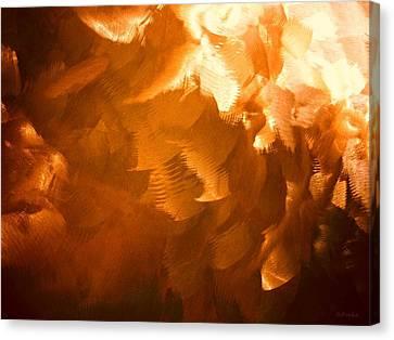 Sandstorm Canvas Print by Barbara Drake