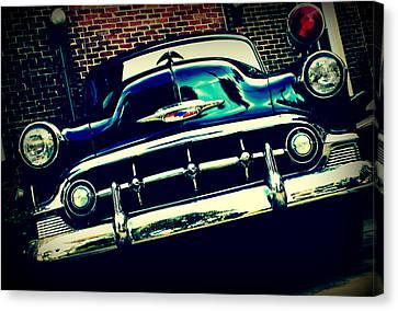 Savannah Pd Canvas Print by Dana  Oliver