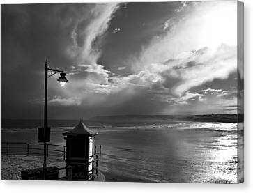 Seafront Canvas Print by Svetlana Sewell