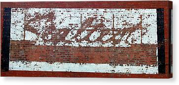 Sealtest Canvas Print by Jame Hayes