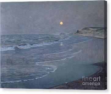 Seascape Canvas Print by Alexander Harrison