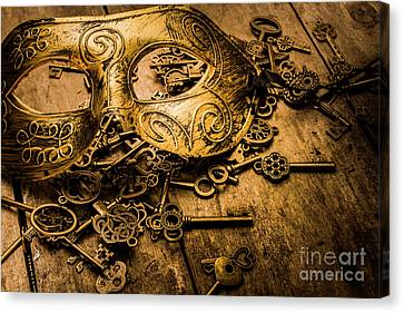 Secrets Of Rome Canvas Print by Jorgo Photography - Wall Art Gallery