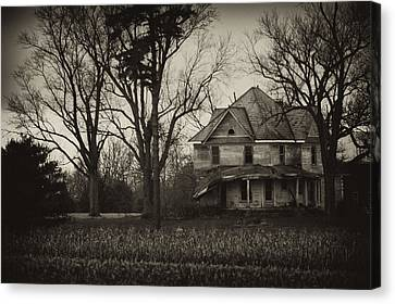 Seen Better Days Canvas Print by Off The Beaten Path Photography - Andrew Alexander