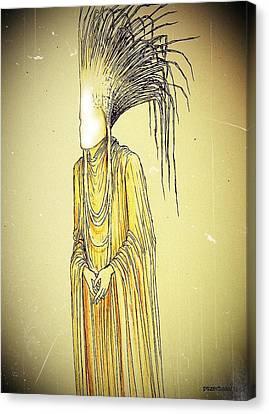 Serenita Canvas Print by Paulo Zerbato