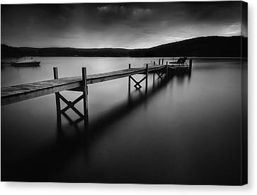 Serenity Canvas Print by Thomas Schoeller