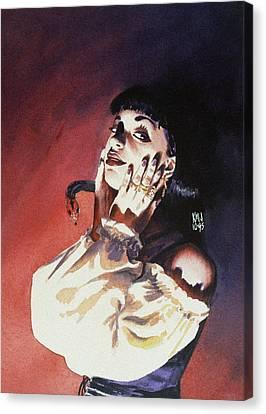 Set Canvas Print by Ken Meyer jr