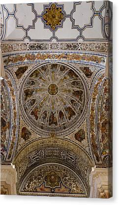 Sevilla - Museum Of Fine Arts 3 Canvas Print by Andrea Mazzocchetti