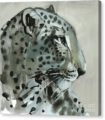 Shadow Canvas Print by Mark Adlington