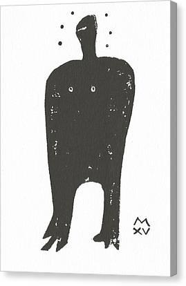 Shadows No. 6  Canvas Print by Mark M  Mellon