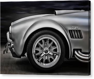 Shelby Cobra Gt Canvas Print by Douglas Pittman