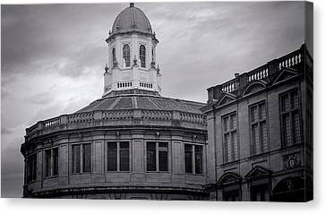 Sheldonian Theatre - Oxford Canvas Print by Stephen Stookey