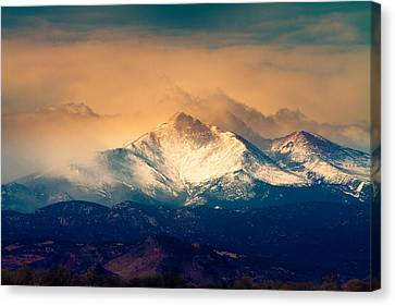 She'll Be Coming Around The Mountain Canvas Print by James BO  Insogna