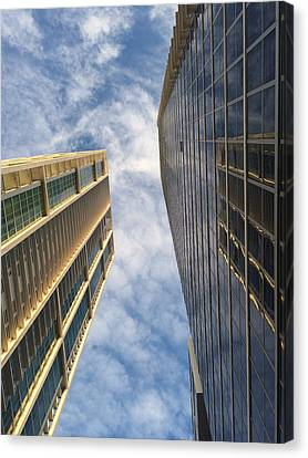 Sky's The Limit Canvas Print by Raymel Garcia