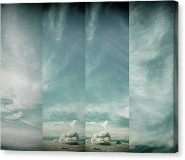 Skyscape Canvas Print by Tom Druin