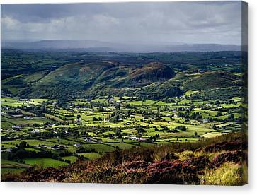 Slieve Gullion, Co. Armagh, Ireland Canvas Print by The Irish Image Collection