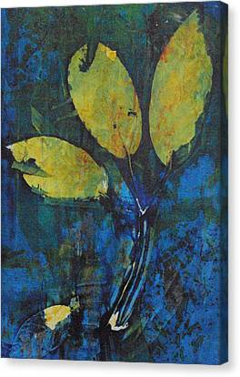 Smile Of Nature Canvas Print by Noor Ashikin Zakaria