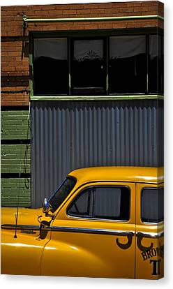 Smooth Operator Canvas Print by Skip Hunt
