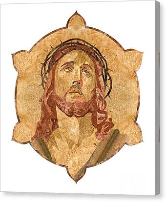 Son Of God Canvas Print by Aydin Kalantarov