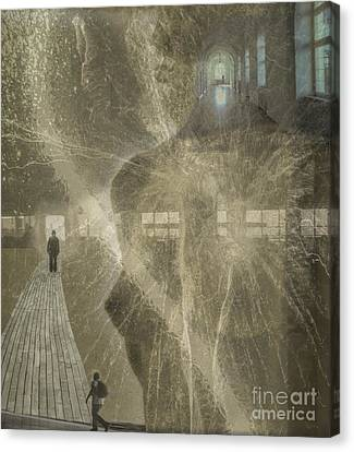 Soul Journey Canvas Print by Jeff Breiman